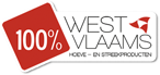 100 % West-Vlaams logo
